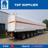 Rimorchi dell'autocisterna di trasporto dell'olio dell'Tri-Asse del veicolo del titano con 54, 000 litri semi del rimorchio di autocisterna del combustibile