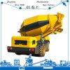 Individu du camion Sm3.5 de mélangeur concret chargeant le mélangeur concret mobile