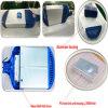 Cubierta al aire libre LED de la luz de calle del poder más elevado de encargo con la oxidación anódica