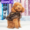 Couches pour le shopping en ligne Dog Fur Coat de Small Dogs Clothing