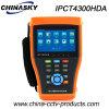 IP, Ahd, Tvi 및 Cvi Cameras Poe CCTV Tester (IPCT4300HAD)
