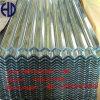 Strato ondulato duro pieno del tetto dello zinco del metallo galvanizzato S550gd+Z