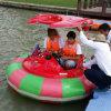 Laser Shot Round Barco de choques para o parque aquático exterior