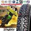 Roue trois outre de pneu de moto du constructeur de pneu de route (5.00-12)