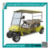 4 sedi Electric Golf Car, Eg. 2048k, Batteria-alimentato, CE Approved,