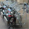 De Draagbare Melkende Machine van de dieselmotor voor Geiten