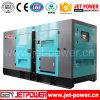 Chinesischer leiser Dieselgenerator des Motor-100kVA mit Batterie Gleichstrom-24V