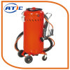 Grenaillage de dépression de la machine avec compartiment à poussière amovible, 1200W Sandblaster vide