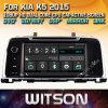 Lettore DVD stereo radiofonico di Witson Windows per KIA K5 2016