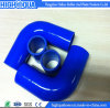 Buntes glattes Oberflächenautomobilkrümmer-Gefäß