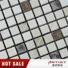 Mosaico de cerámica de la viruta de la grieta del hielo de la mezcla de mármol del mosaico
