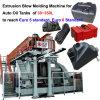 Machine diesel de soufflage de corps creux de réservoir