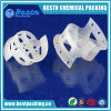 PE PVDF van het polypropyleen pp Plastic Verenigde Ring voor het Schrobben van Toren