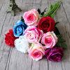 Pièces maîtresses de mariage decoration Rose Fleur artificielle le commerce de gros
