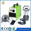 generador portable de la energía solar del hogar 300W con la luz del LED