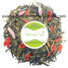 Tè scarno di erbe naturale organico di perdita di peso e di dimagramento con il contrassegno privato