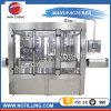 Máquina que capsula de etiquetado del fregado de las botellas de vidrio de la máquina de rellenar para la cerveza