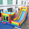 Gorila inflable comercial castillo inflable con tobogán Combo