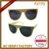 Óculos de sol de madeira de bambu do melhor frame cheio do estilo da forma da qualidade