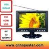 7 дюймовый широкоэкранный ЖК-монитор (AV, ТВ)