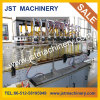Animal doméstico Bottle Sunflower Oil Filling Machine para 3000bph