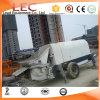 Hbt80-11RS Fabricante de 80m3 / Bomba de concreto H Diesel