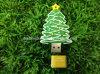 Azionamento promozionale dell'istantaneo del USB di disegno dell'albero di Natale