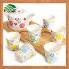 Set Chá de cerâmica com bandeja de bambu