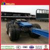 Hydraulischer schwerer Laden-Transportwagen im Lowbed Schlussteil/halb im Schlussteil