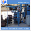 99.99% Высокая эффективность Wheel Blasting Machine для LPG Cylinder