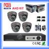 DIY Outoor داخلية 4 نظام كاميرا CCTV CH 720P الأمن الرئيسية