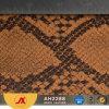 非常に安い価格の袋を作るためのレザーのスネークスキンののどの革