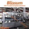 Glasflaschen-Konzentrat-Saftverarbeitung-Verpackungsfließband
