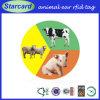 2014 nueva etiqueta de oído animal de la etiqueta RFID de la frecuencia ultraelevada de la frecuencia de la llegada