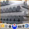Tubo de acero galvanizado en caliente para la construcción y decoración.
