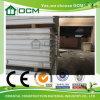 La parete smontabile divide la parete prefabbricata dei materiali da costruzione