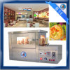 Oven van de Pizza van de Kegel van de prijs van de fabriek de Roterende