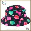 Corbata de colores personalizados teñido de la cuchara Hat bebé tapa sol