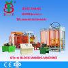 Bloc Qt8-15 concret complètement automatique faisant la machine de fabrication de brique de Hydroform de machine