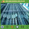 1.33lb/FT, poste enduit galvanisé plongé chaud de la poudre T de 6FT