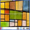 (Toutes les couleurs de vitraux verre décoratif) avec certificat CE