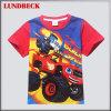 男の子の方法衣類のためのプリントデザインTシャツ