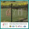 鋼鉄によって溶接される装飾用の棒杭の囲いまたは亜鉛鋼鉄塀か錬鉄の塀