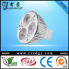 Hoge Lumen Dimmable 9W12V MR16 LED Spotlight