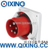 400V 125A 유럽 Standard Panel Mounted Plug (QX1983)