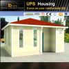 Casa prefabricada de lujo moderna con la instalación rápida y fácil