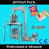 O pesador das Multi-Cabeças do CE lasca a máquina de empacotamento Jt-420W de Vffs