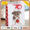 hecho personalizado Baby Dog bolsa de papel, regalo bolsa de papel, bolsa de papel para niños