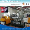 PVC鋼線の機械か生産ラインを作る補強されたホースの放出のラインか管