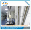 Prestadores de serviços de logística para a construção do hospital de material de transporte